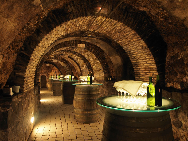 Advantages of Constructing an Underground Wine Cave
